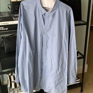 Lacoste 4XL Button Down shirt